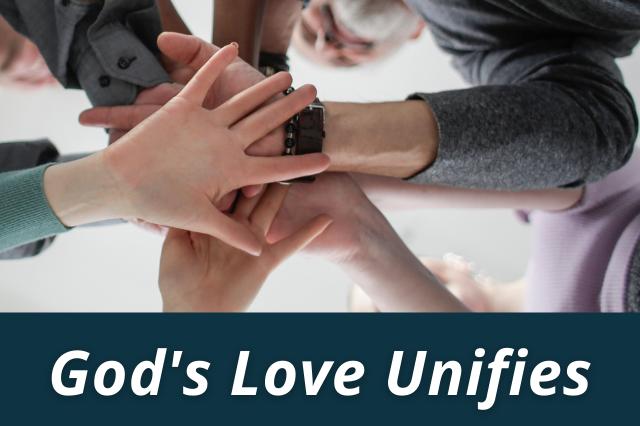 God's Love Unifies